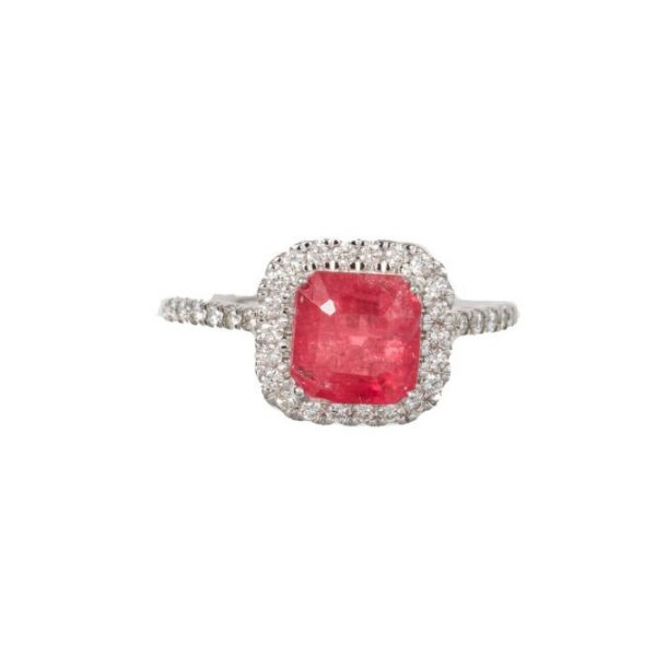 Colours Halo Ring