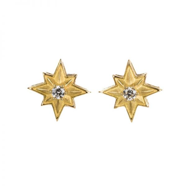 Shining Star ear studs