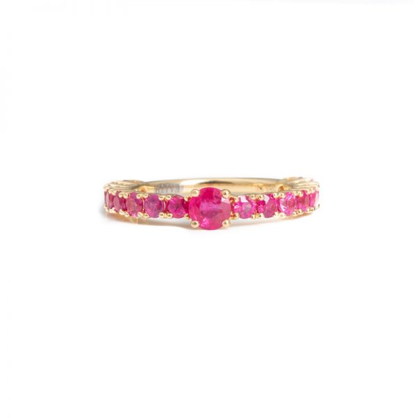Ruby Pop Ring