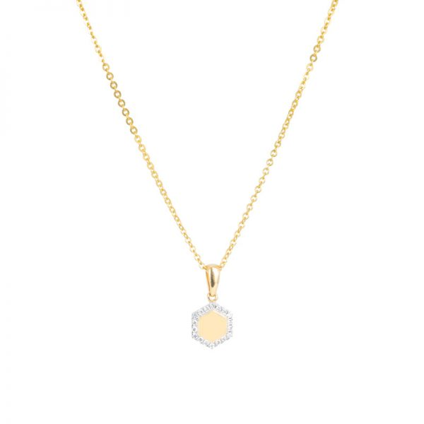 Hexa Necklace