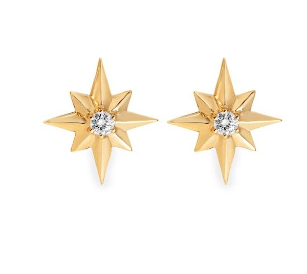 Shining Star ear studs- New Version