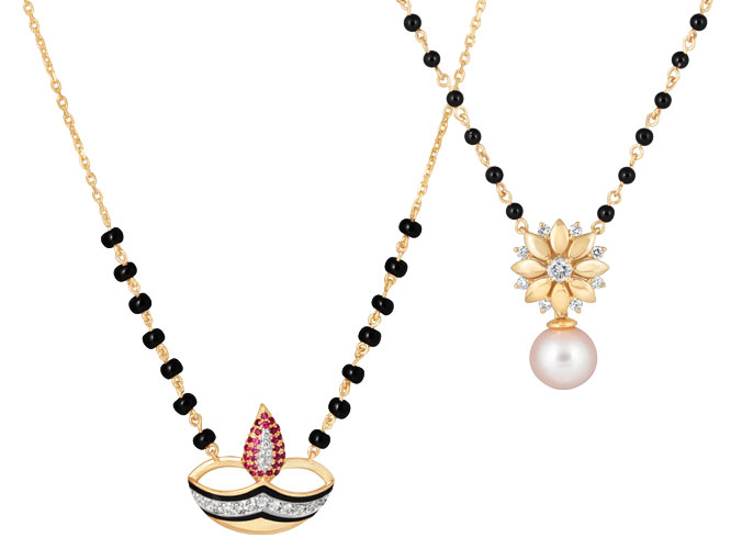 Pooja Mangalsutra 2.0 is a collection inspired by the role of Pooja